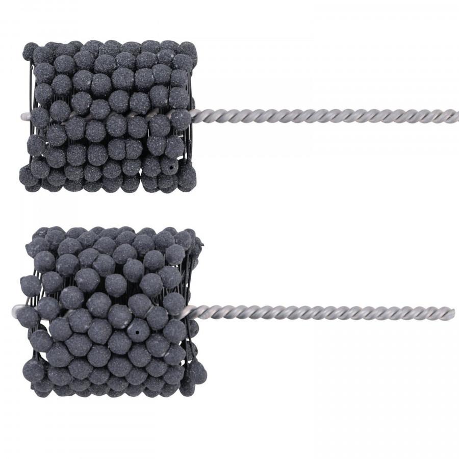 Zylinder Honbürste flexibel Korn 120 – 180   Ø 68 - 96 mm