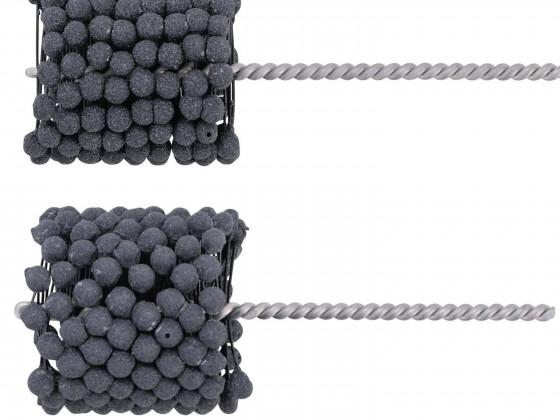 Zylinder Honbürste flexibel Korn 120 – 180 | Ø 68 - 96 mm