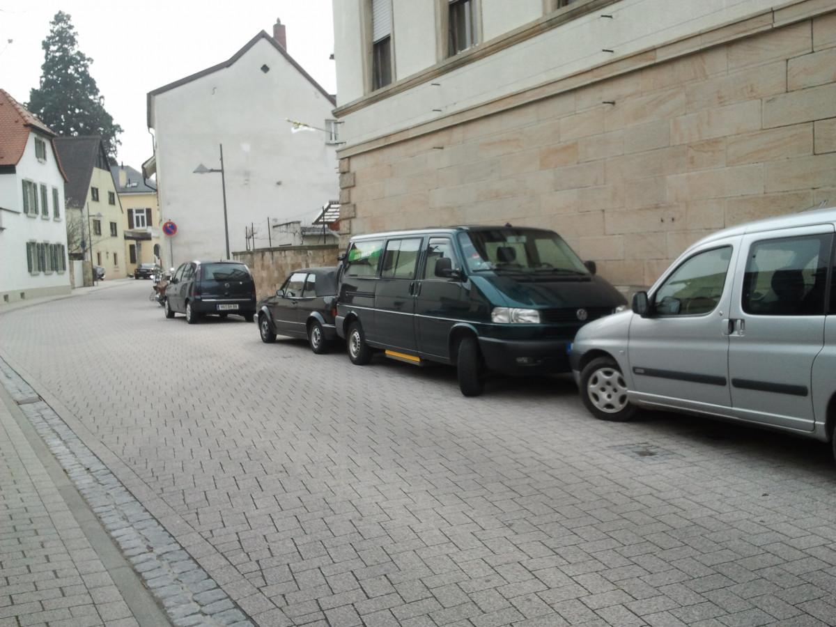 einparken