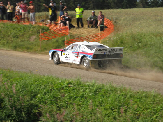 Finland, Lahti Historic Rallye