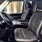 Full leather interior