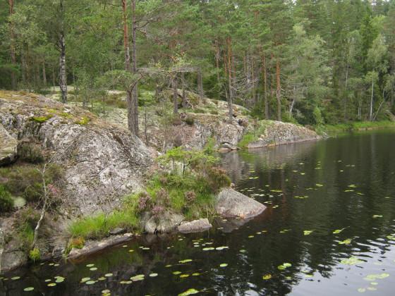 I Fridjoff Nansens fotspor, Østfold, Norwegen