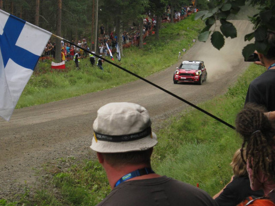 Finland, Rallye of the 1000 Lakes