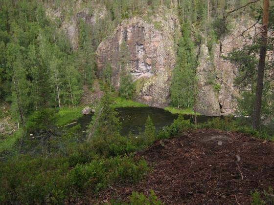 Finnland, Oulanka Nationalpark