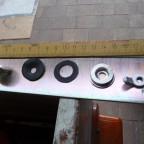 Antennenlochverschluss