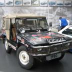 Iltis Paris - Dakar 1980