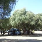 Stellplatz Korsika